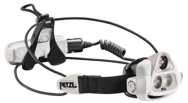 Petzl Nao 2 is an expensive option, but the quality and brightness of the light is really excellent for night time herping in the rainforest.