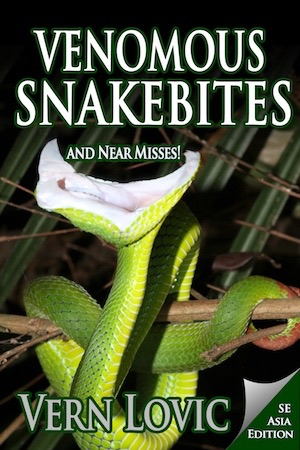 Book - Venomous Snakebites and Near Misses