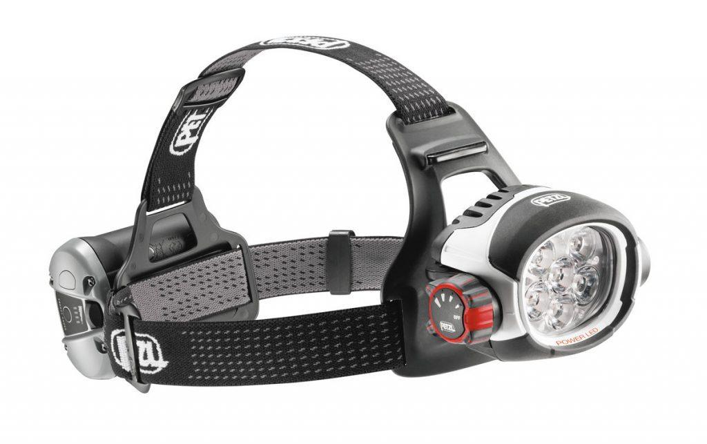 Ultra Rush - Petzl's ideal herping headlamp.