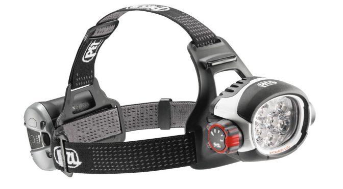 Ultra Rush - Petzl's ideal herping headlamp.